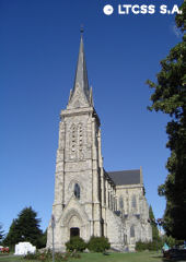 Iglesia Catedral de Bariloche