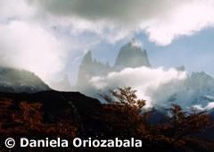 Cerro Fitz Roy, en la provincia de Santa Cruz