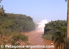What are the Iguazu Falls like?