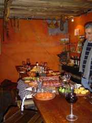 Tasting of Mendoza's olives