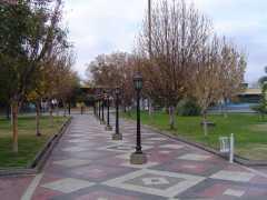 Plaza Pedro del Castillo - Área fundacional - Mendoza