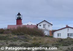Lighthouse in Punta Delgada