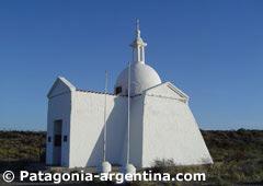 Chapel in Isla de los Pájaros (Birds' Island)