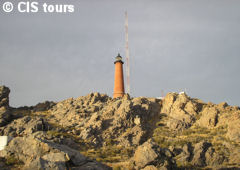 Cabo Blanco´s lighthouse