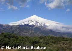 Lanin Volcano