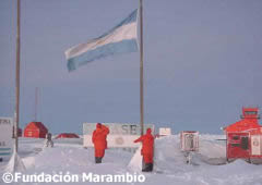Marambio, una proeza antártica