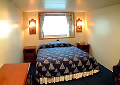 Mare Australis Cruise - Cabin