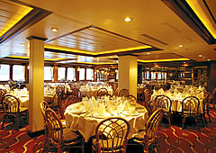 Crucero Mare Australis - Comedor