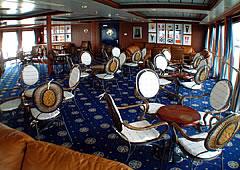 Mare Australis Cruise - Lounge