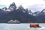 A disembark - Mare Australis Cruise