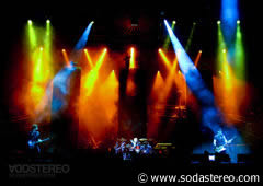 Recital de Soda Stereo en el estadio River Plate - 2007