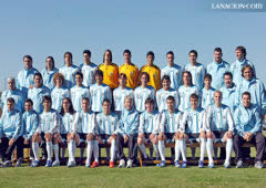 Argentina National Team of soccer