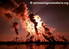 El efecto invernadero es enemigo de la humanidad