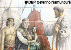 The  Church and the Mapuche