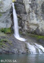 Cascada Chorrillo