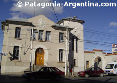Río Gallegos, Post office