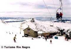 Nieve temprana esqu en la patagonia patagonia for Fuera de pista cerro catedral