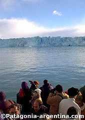 Spegazzini Glacier