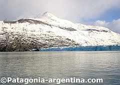 The climate in El Calafate