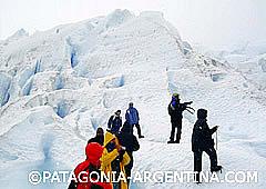 Minitrekking on Perito Moreno Glacier