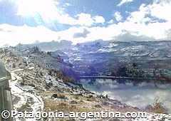 Camino al Mirador de Estancia Cristina