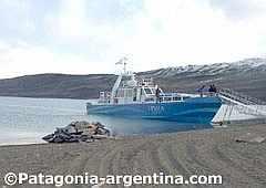 Embarcadero Estancia Cristina