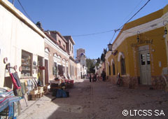 Calle de Humahuaca - Jujuy