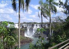 The breathtaking scenery of Iguazú Falls is the most sought after in the world