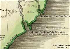 Cruz Cano map
