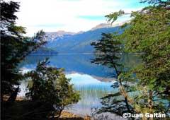 Lago Villarino - Camino de los 7 Lagos