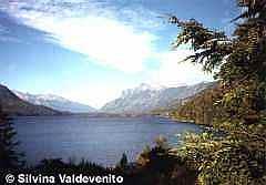 La ciudad encantada del Lago Huechulafquen