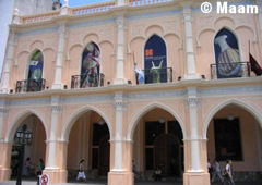 MAAM - Façade of the building - Salta