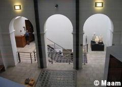 Interior of the museum - Salta