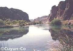 Ameghino Dam