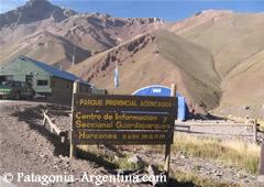 Acceso al Cerro Acongagüa