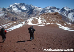 The Twins - Aconcagua Park - Mendoza