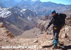 Trekking a 4000 mts.- Aconcagua - Mendoza