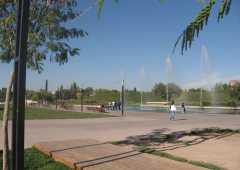 Parque Central - Mendoza