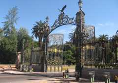Touring the city of Mendoza