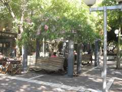Sarmiento Pedestrian Street - Mendoza