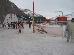 Tourist Services and accomodation in Penitentes - Mendoza