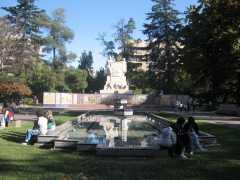 Spain Square - Mendoza