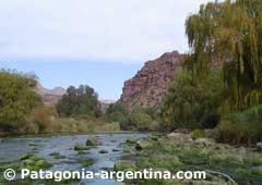 Río Atuel - San Rafael - Mendoza