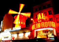The mythical Moulin Rouge