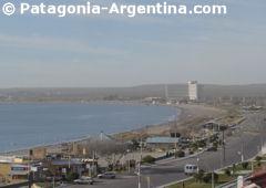 Puerto Madryn, ciudad