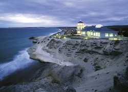 Panorámica del Ecocentro Puerto Madryn
