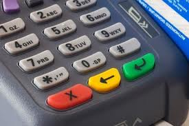 We accept credit and debit cards.