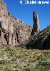 Trekking en Charcamata