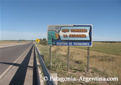 Viedma´s route