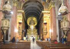 Main altar of Salta cathedral